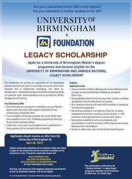 JN Legacy Scholarship button