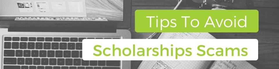 scholarship search scam
