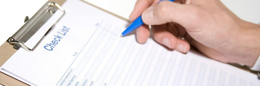 Scholarship Prep Checklist