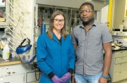 A-QuEST Jamaican scientist creates history