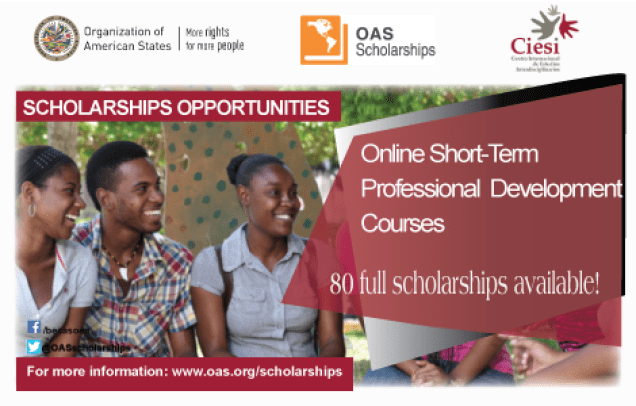 OAS Scholarships Program