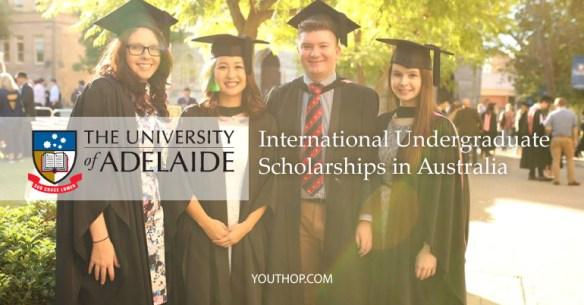 University of Adelaide Scholarships