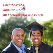 Joan Duncan Foundation Scholarships and Educational Grants
