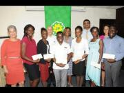 St Mary Students Receive Sydney A. Phillips Scholarships