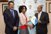 PetroCaribe Scholarships of $2.9 million Awarded to UTech students