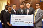 Jamaican Student Gets Scholarship to Study in China