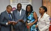 Education Minister Explains PEP Mock Exam Results