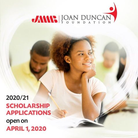 joan duncan foundation scholarships
