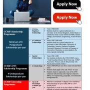 CCRIF To Provide up to US$150,000 In Graduate and Undergrad Scholarships for Academic Year 2020/21