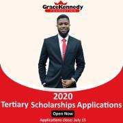 J$500,000 GraceKennedy JIEE Final Year Scholarship in STEM Studies at UWI or UTECH