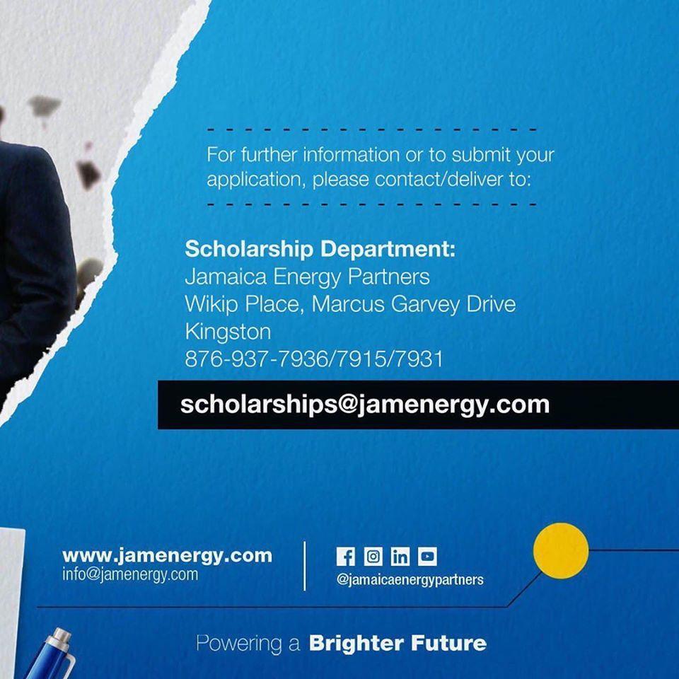 WKPP Scholarship, West Kingston Power Partners, WKPP, full time, part time