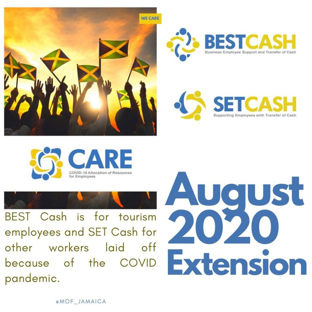 Finance Minister Dr Nigel Clarke has announced a two-month BEST Cash extension representing two elements of the Government's COVID assistance programme. Speaking in Parliament on Tuesday, Clarke said SET Cash and BEST Cash grants will be extended to August 2020.