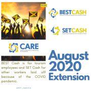 BEST Cash Extension: The Gov't Extends BEST Cash And SET Cash Programmes Until August