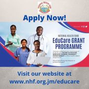 The National Health Fund EduCare Grant Programme