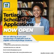 The JN Foundation Offers One-Year Tertiary Scholarships for 2020