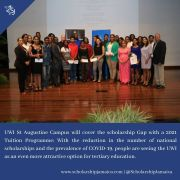 UWI St Augustine Covers Scholarship Gap with Tuition Programme