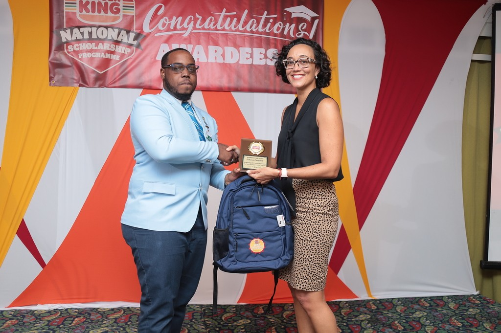 Burger King Scholarships has presented over $4-million in secondary & tertiary scholarships, bursaries and grants to 30 recurring annual recipients