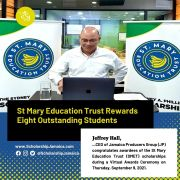 St Mary Education Trust Rewards Eight Outstanding Students with Scholarships
