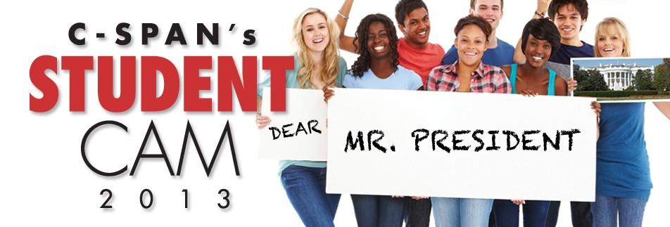 C-SPAN StudentCam logo