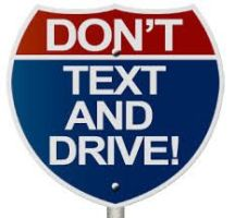 The Don't Text and Drive Scholarship