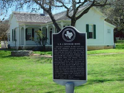 LBJ Childhood Home and Ranch  Virtual Tours  Grand