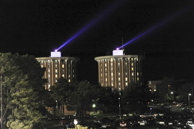 Steen Hall Victory Lights