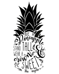 clipart pineapple quote teacher award students transparent stand tall classroom teachers scholastic hand reward crown sm following before clipground webstockreview