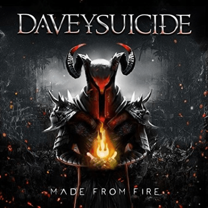 """""""Made From Fire"""" by Davey Suicide:  What Redemption Sounds Like!"""