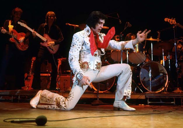 AXS TV to Feature Elvis Presley for every Tuesday in August!