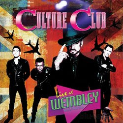 """Culture Club """"Live At Wembley"""", flamboyance and charisma personified!"""