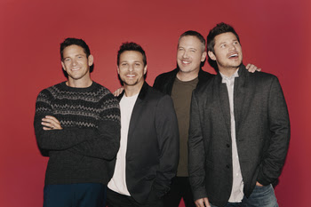 """(Concert Review)  """"Live at Borgata Casino & Spa in Atlantic City, New Jersey featuring 98 DEGREES"""" (12/15/2018)"""