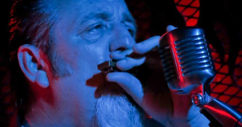 """We Nerd Out Vol. 44:  Legendary Blues Harmonica Player HARPDOG BROWN Converses with The Don of """"The Don's Hit List Podcast on Goosebump Moments in """"For Love and Money"""""""