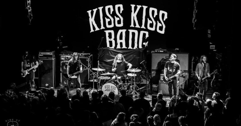 """Kentucky's KISS KISS BANG Converses with Madness To Creation on """"Hearts On Fire"""", Bowling Green Scene, and Mental Health Awareness"""