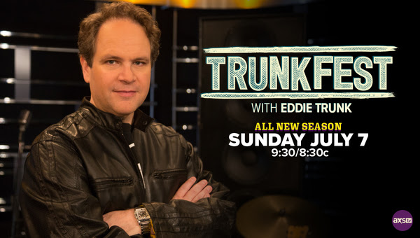 Season Two of TRUNKFEST Premieres July 7th on AXS TV!
