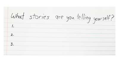 (Mental Health Fireside Chats) Mastering the Stories We Tell Ourselves by Megan Earp