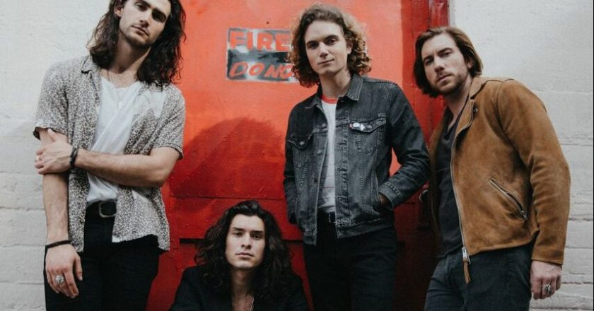 Josh Roossin of THE JACKS Converses with Madness To Creation on his Musicianship as a Drummer, Mental Health Awareness, and Performing at NHL Winter Classic at Notre Dame!