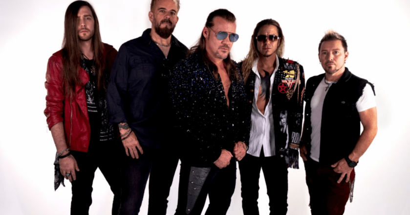 """The Ayatollah of Rock N' Rollah CHRIS JERICHO of FOZZY Discusses """"Nowhere To Run"""" and the Art of Performing Live with Madness To Creation"""