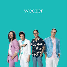 """(Album Review) """"The Teal Album"""" by WEEZER"""