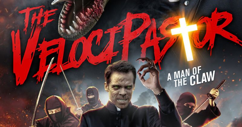 We Nerd Out Vol. 127:  David of Madness To Creation Reviews THE VELICOPASTOR Movie