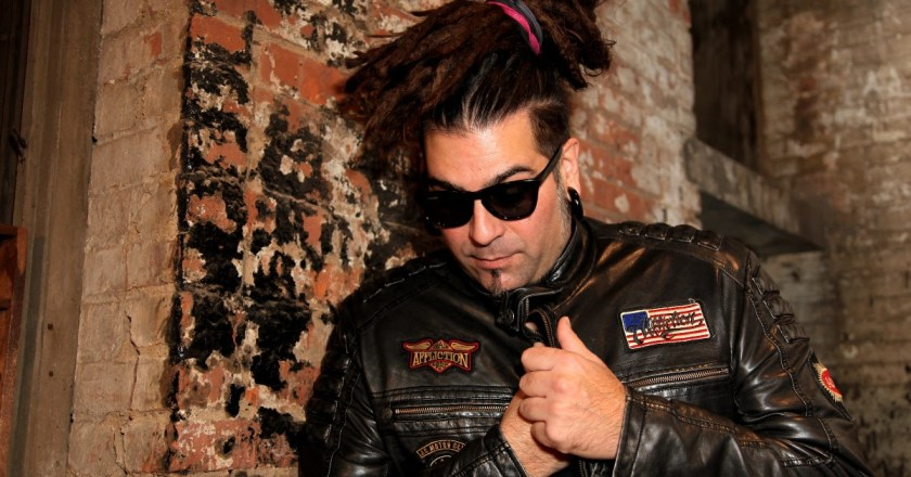 """CRISTIAN MACHADO(ex-ILL NINO) Converses with Madness To Creation on What Makes Him Tick, """"Hollywood y Sycamore"""" and Going Solo!"""