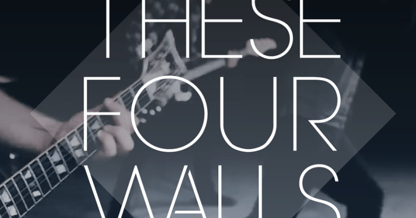 We Nerd Out Vol. 202:  Steve Gibb of THESE FOUR WALLS on THE DON'S HIT LIST PODCAST