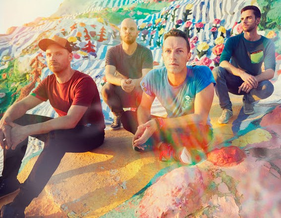 """AXS TV Returns with """"Docs That Rock"""" featuring """"Coldplay: A Head Full of Dreams"""" on Sunday, October 14th"""
