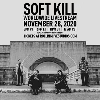 """(Album Review):  """"Dead Kids, R.I.P. City"""" by SOFT KILL + Livestream Review"""