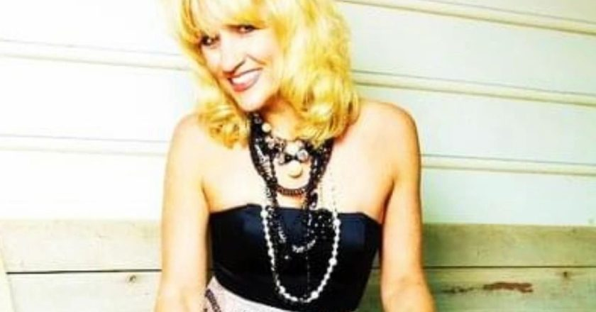 (The Don's Hit List with The Don & The Grizz Ep. 261):  BECKY PRIEST of THE NASHVILLE KEYS