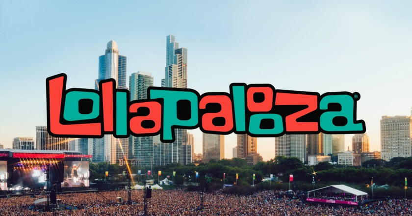 Lollapalooza Announces Daily Time Schedule