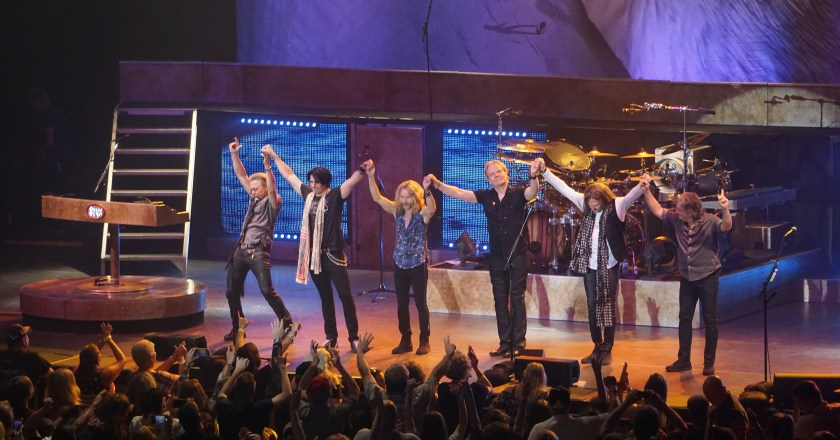 (Concert Reviews):  STYX Live at Five Flags Event Center in Dubuque, Iowa (7/3/2021)