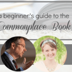 A Guide to Commonplacing for Beginners Workshop