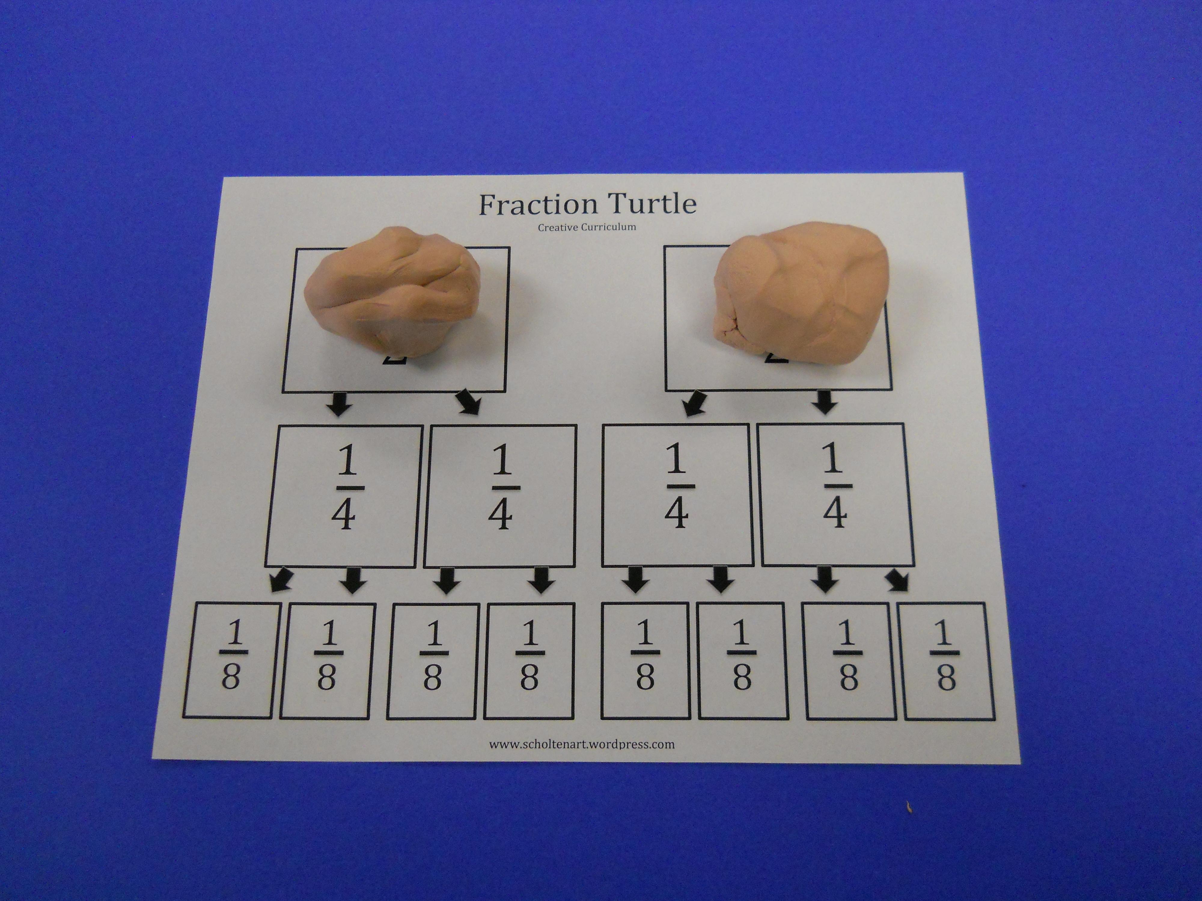 Math Fraction Friends