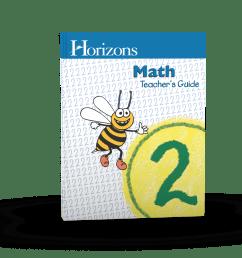 Horizons 2nd Grade Math Teacher's Guide   SCAIHS South Carolina Association  of Independent Home Schools - [ 1200 x 1200 Pixel ]