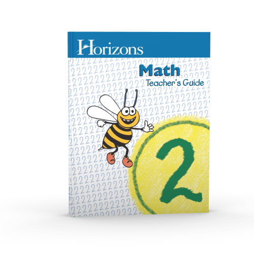 small resolution of Horizons 2nd Grade Math Teacher's Guide   SCAIHS South Carolina Association  of Independent Home Schools -